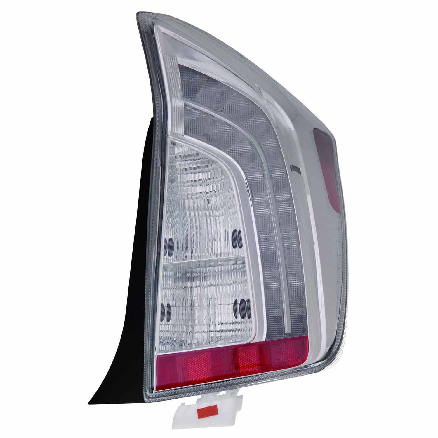 PartsChannel TO2801191OE OE Replacement Tail Light Assembly