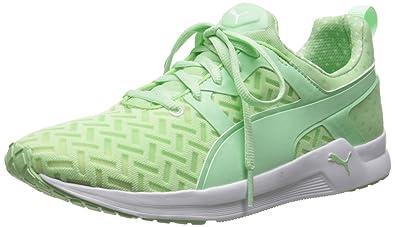 PUMA Women's Pulse XT PWR Cool Cross-Training Shoe, Patina Green, 5.5 B