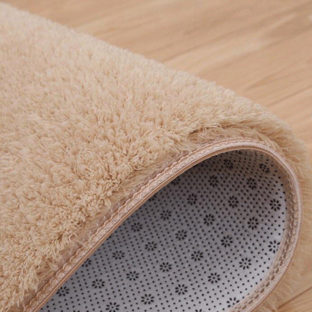 Unbekannt YYF Teppich Solid Farbe Farbe Farbe Foot Pad Teppich in die Tür Matte Küche Bad Matte Schlafzimmer Teppich (Farbe   A, größe   80  200cm) B073TJQ51J Duschmatten e3aa78