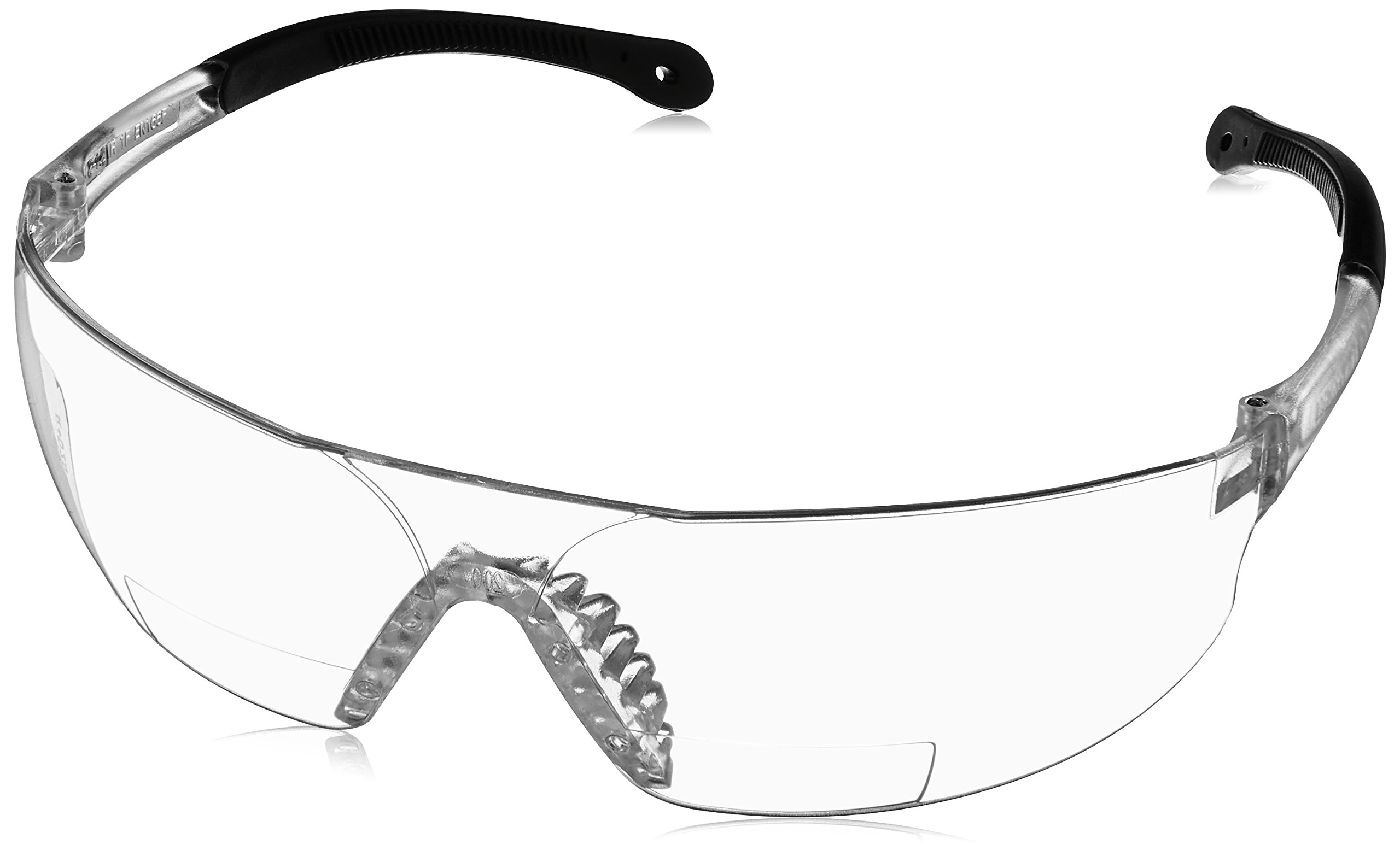 K-T Industries 4-2458 RSX Bifocal 2.0 SAFETY Glasses