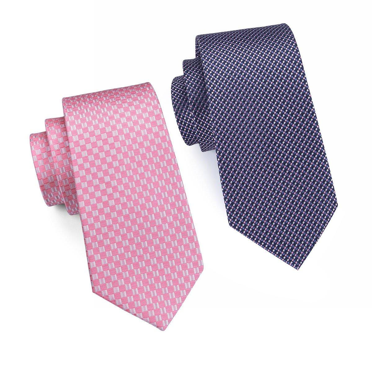Hi-Tie ACCESSORY メンズ B07B3WZ1G6 Width 8.5cm 2 Ties Romantic Width 8.5cm 2 Ties Romantic