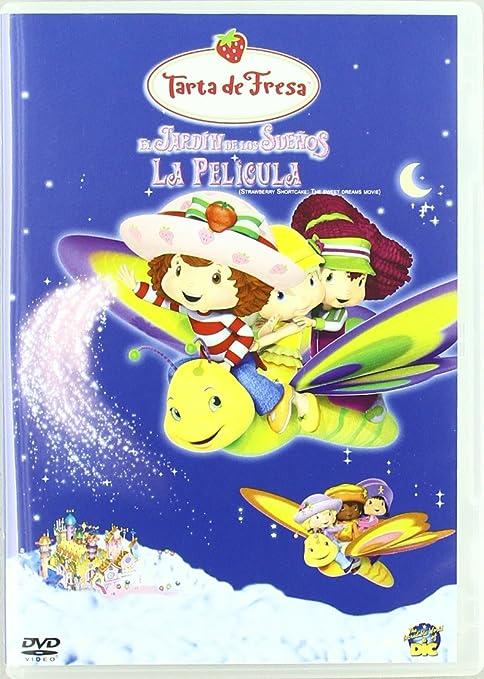 Tarta De Fresa : El Jardin De Los Sueños [DVD]: Amazon.es: Varios, Karen Hyden: Cine y Series TV