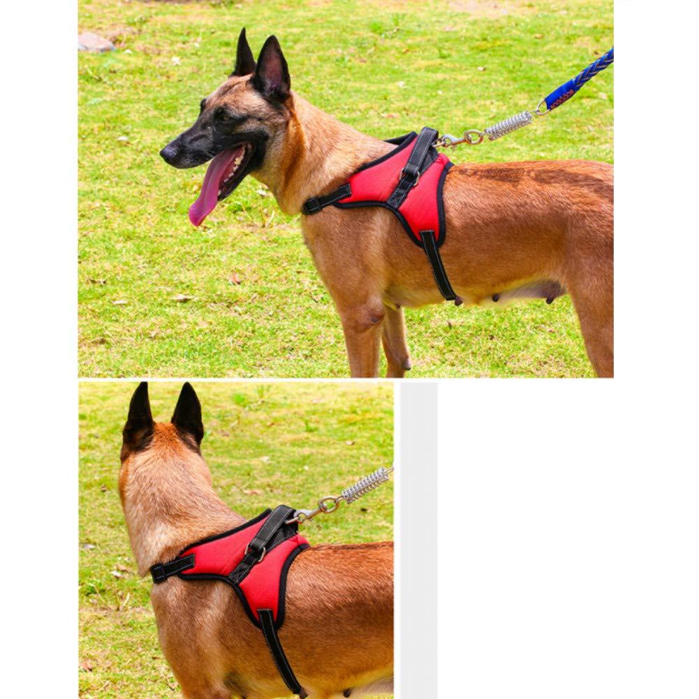 FORMEG Ropa De Perro Mascotas Ropa Arnés para Perros Collar para ...
