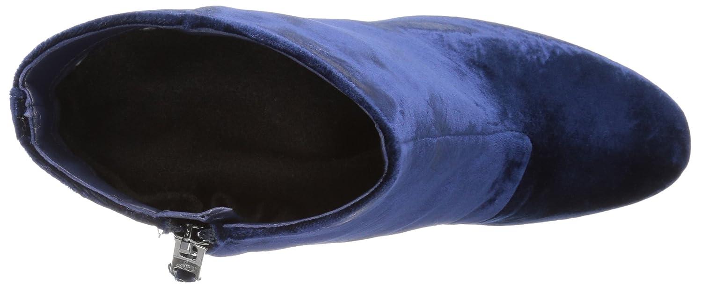 Sam Edelman Women's Taye Ankle Bootie B06XBSVM45 7.5 B(M) US Inky Navy Velvet