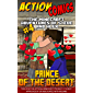 Action Comics: The Minecraft Adventures of Steve and Alex: Prince of the Desert – Part 4