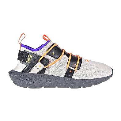eb9133025294 Nike Mens Vortak Casual Shoes Desert Sand Total Orange Black AA2194-001 Size