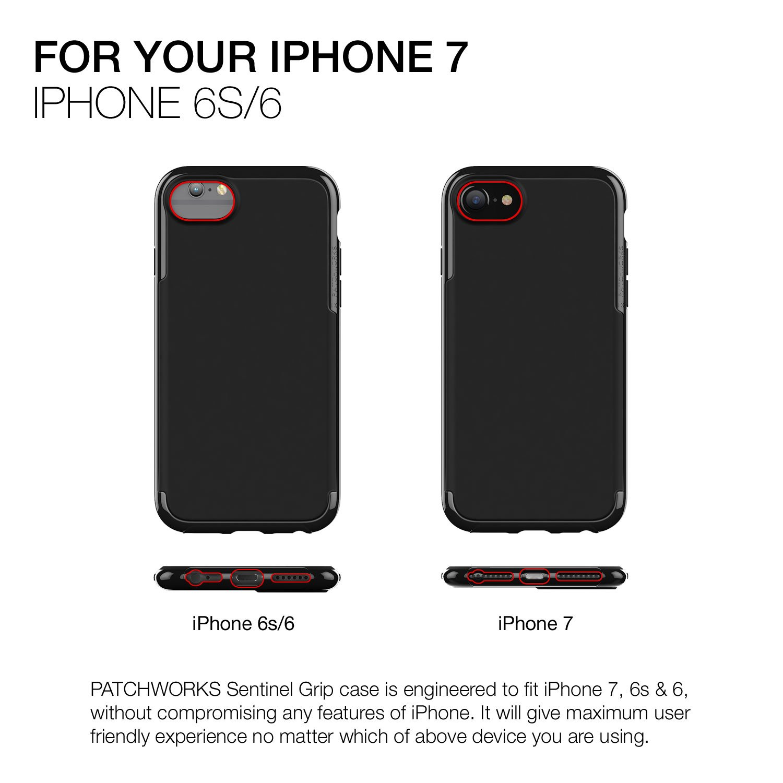 iphone 6 case prime jet black