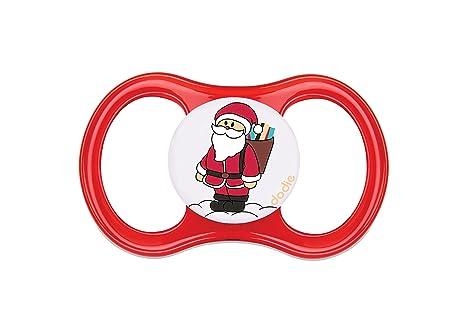dodie silicona chupete aire del color aleatorio de Navidad 6 ...