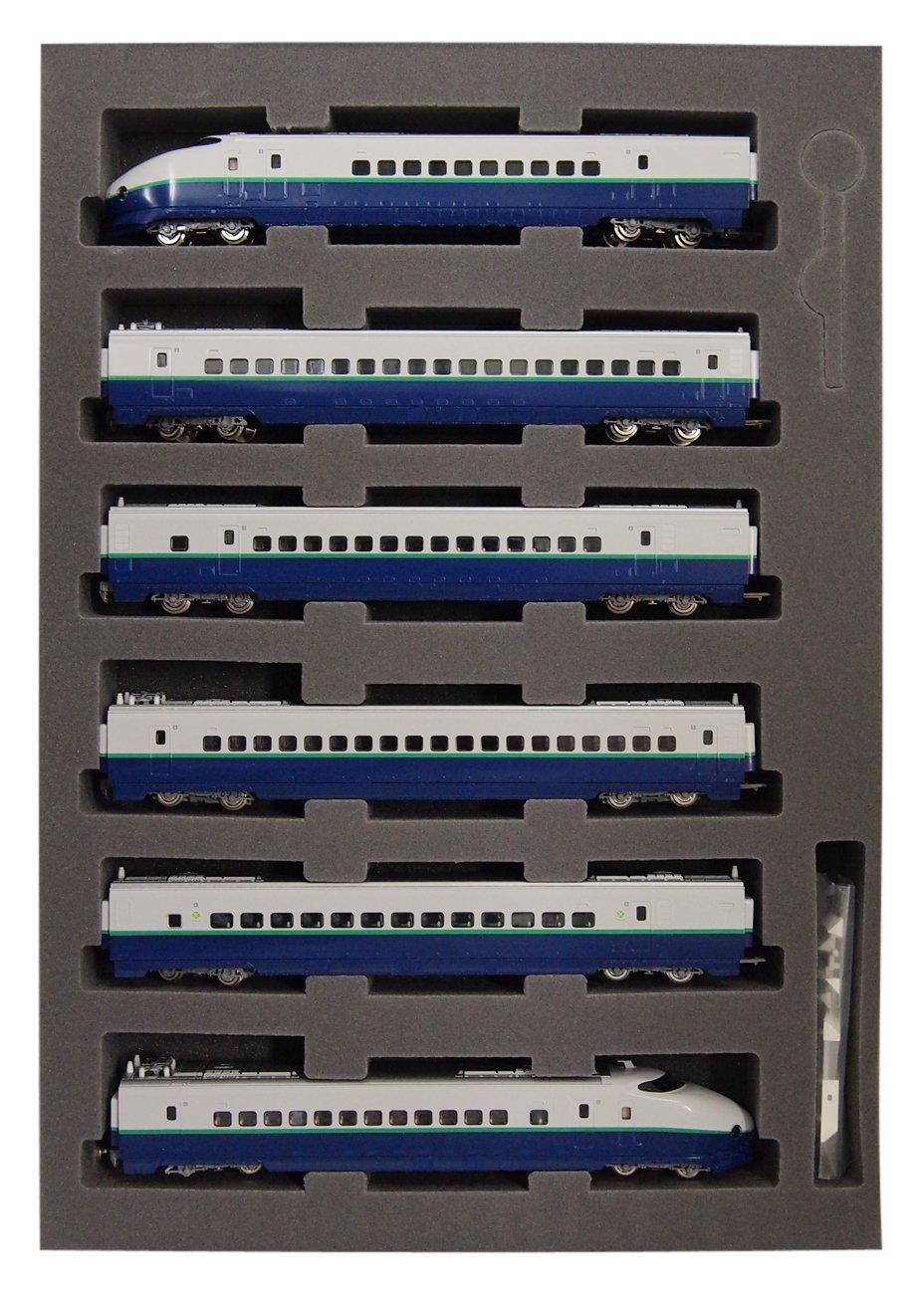 TOMIX Nゲージ 200系 東北 上越新幹線 リニューアル車 基本セット 92852 鉄道模型 電車 B008RWYXXS
