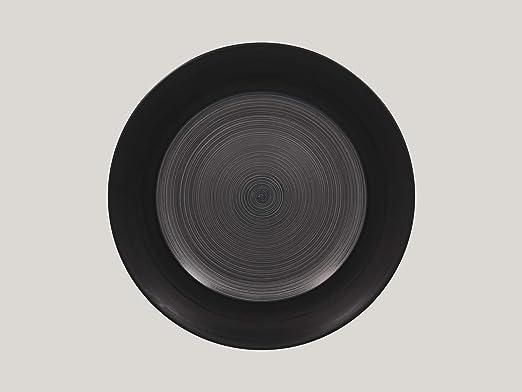 RAK Trinidad - Plato de Porcelana (31 cm, 6 Unidades), Color Gris ...