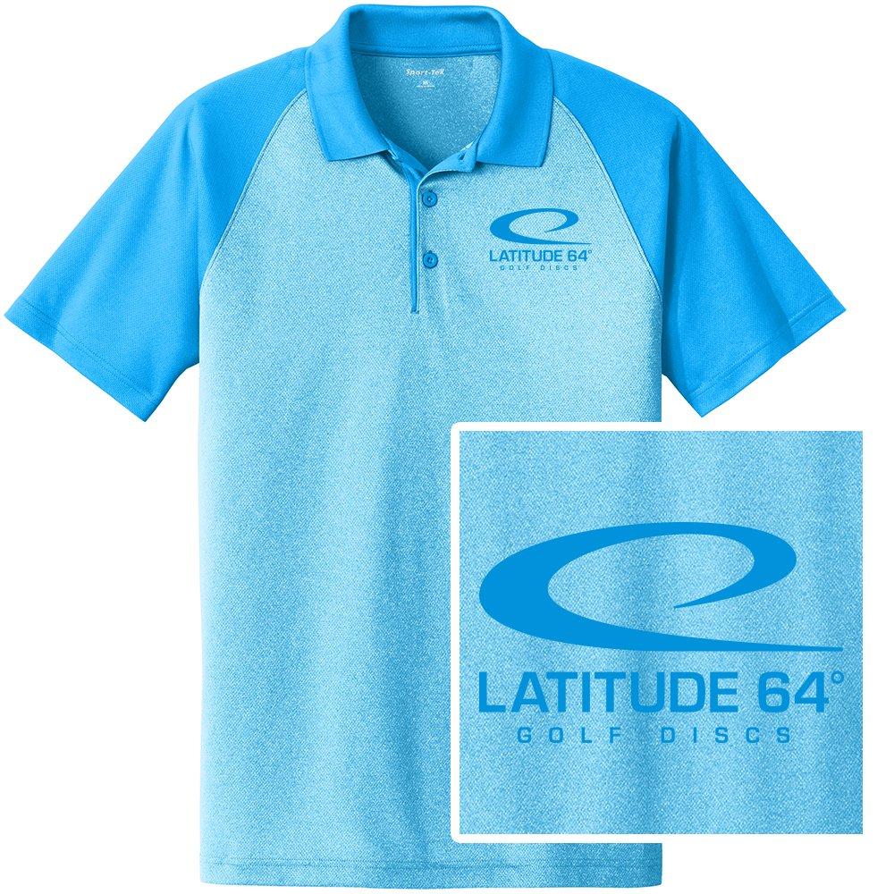 Latitude 64ゴルフDiscs Swoosh半袖パフォーマンスディスクゴルフポロシャツ ライトブルー B07CTVFGD3 XX-Large|ライトブルー ライトブルー B07CTVFGD3 64ゴルフDiscs XX-Large, 中古パソコン&ノート専門店 PC-X:6171b089 --- webshop.mrf.se