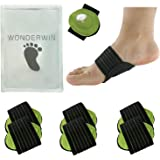Arch Support,3 Pairs Compression Fasciitis Cushioned Support Sleeves, Plantar Fasciitis Foot Relief Cushions for Plantar…