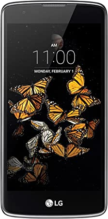 LG K8 K350N 8GB 4G Negro - Smartphone de 5 (1280 x 720 píxeles ...