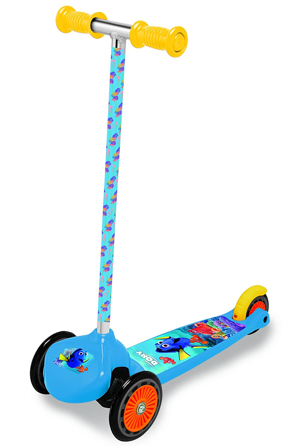 Amazon.com: Smoby 7600750215 – Three Wheels, Twist Scooter ...