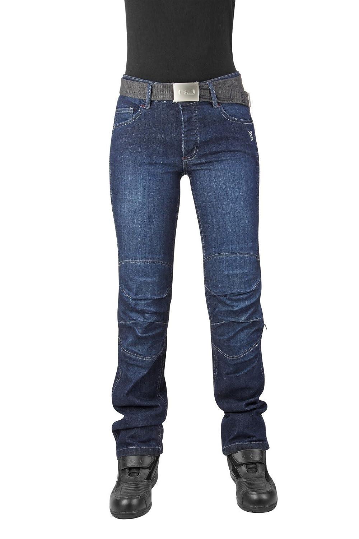 OJ - Jeans 4 Stagioni Tessuto Esterno in Denim Elasticizzato Venere Lady, Denim, 46 JJ12404