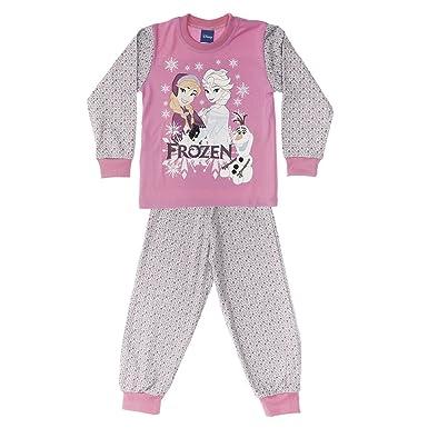 Disney Eiskönigin Mädchen Pyjama 2 TLG, GRÖSSE 104, 110, 116
