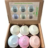 Amazon Price History for:Shower steamer by Sky Organics (pack of 6) with Organic Essential Oils- Spa Shower Melts- Bath Bombs for the shower- Spa experience steam shower