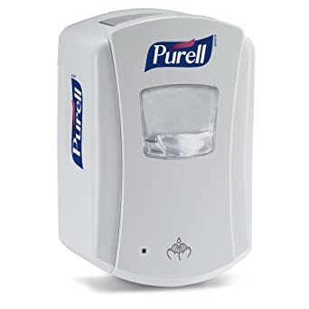 Amazon Com Purell Ltx 7 Touch Free Hand Sanitizer Dispenser