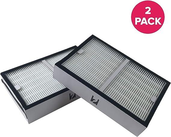 2 alta calidad filtro de aire, Fit Holmes hapf600, Diseñado y ...