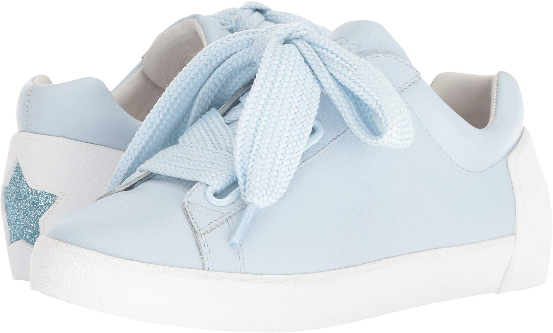 Ash Women's AS-Nina Sneaker, Ice Blue, 37 M EU (7 US) by Ash