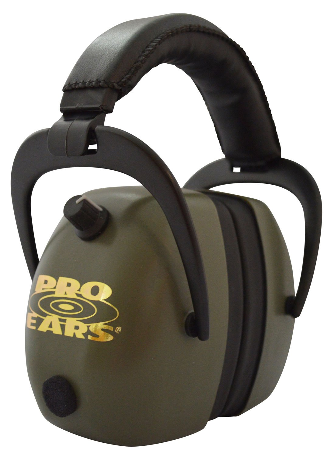 Pro Ears Gold II 30 Electronic 30 dB Green by GoldII