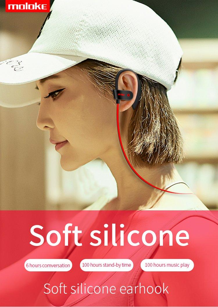 BESTNIFY Auriculares Inal/ámbricos Bluetooth 5.0 con Mini Est/éreo In-Ear Deportivos Auriculares Carga Rapida Resistente al Agua con Micr/ófono Dual para iPhone y Android