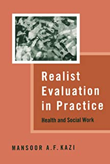 Research methods for social work by rubin babbie 6th sixth realist evaluation in practice health and social work fandeluxe Choice Image