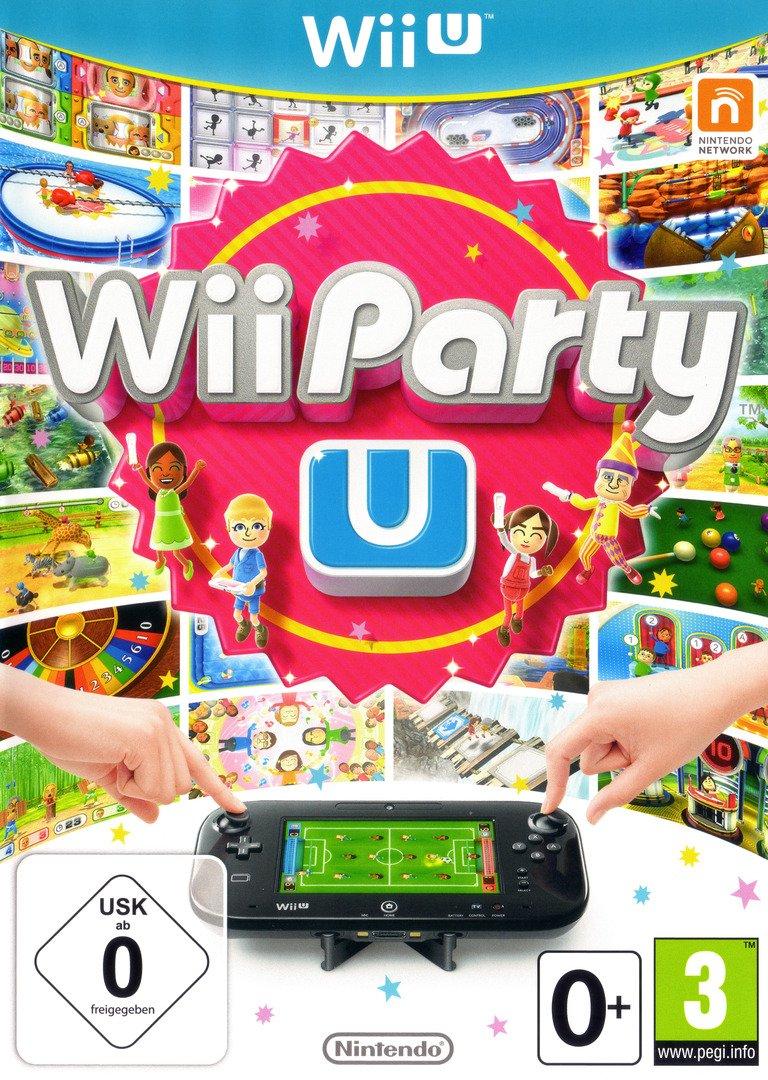 WII U Wii Party