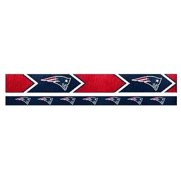 d16344e5dfe6c NFL New England Patriots Headband Set  Amazon.ca  Sports   Outdoors