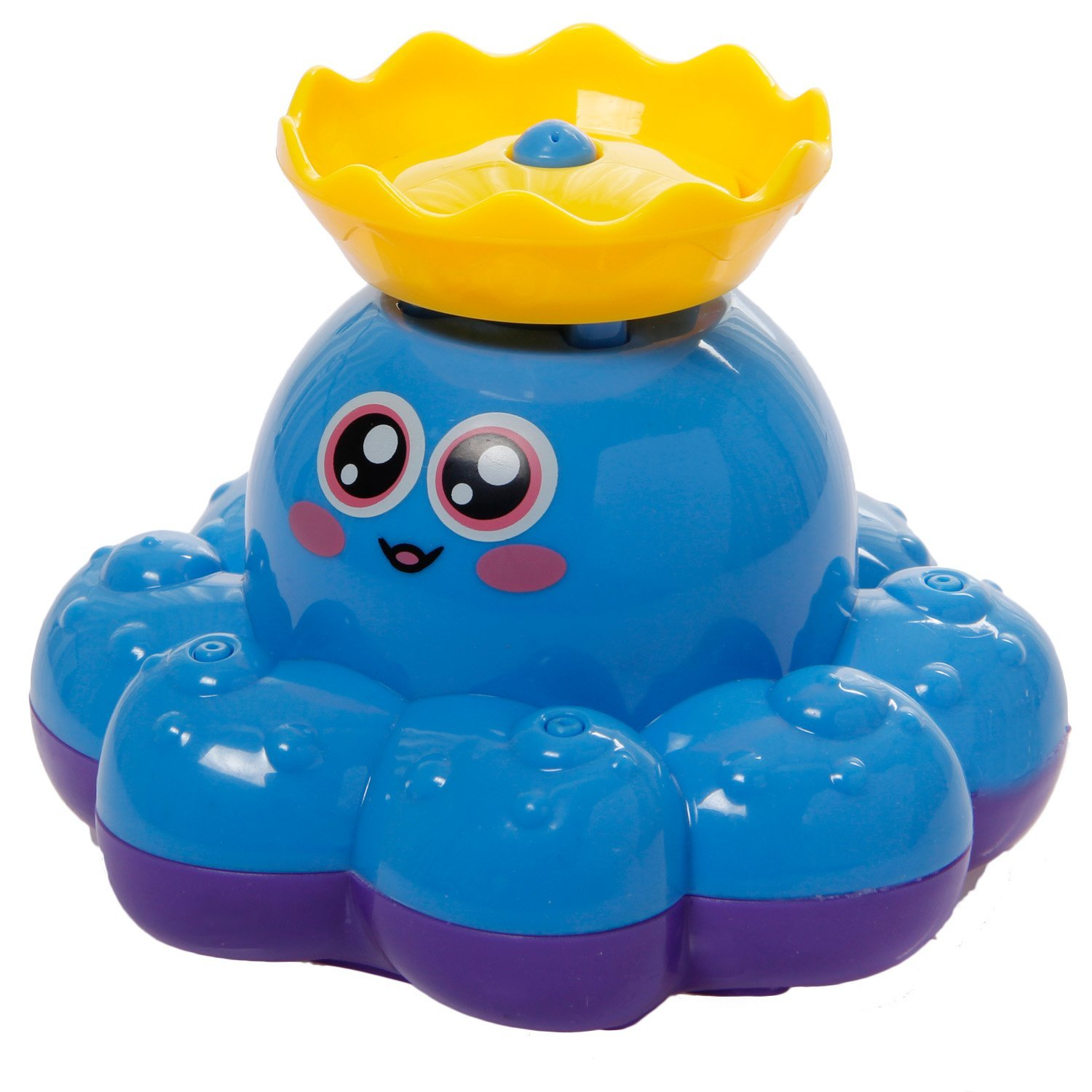 Amazon Tonor Baby Bathtub Toy Spray Rotating Water Octopus