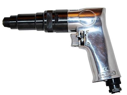 Atornillador Neumático Industrial FASTGUN Modelo SD 163 a 800 r.p.m. y 1,2 kilos de