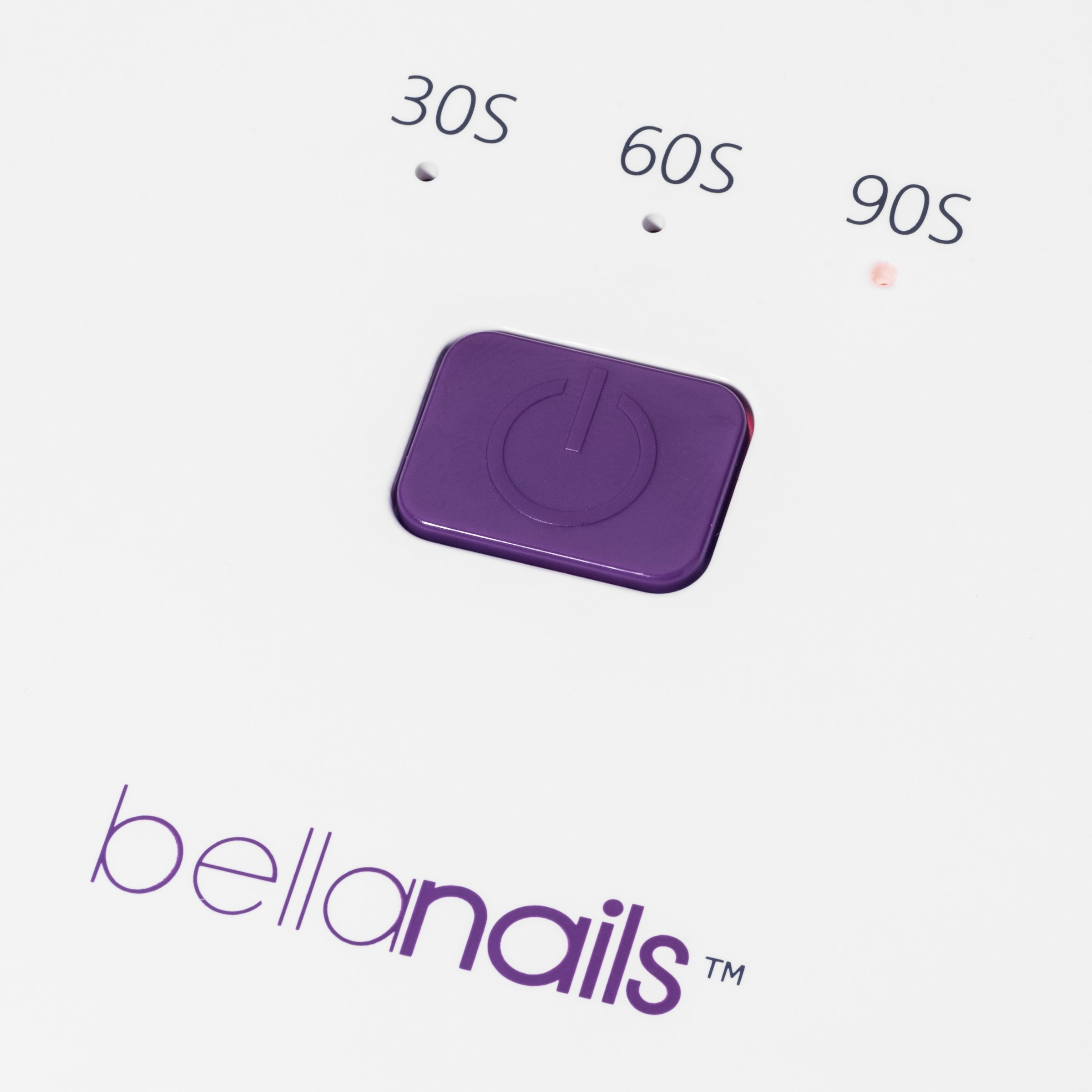 BellaNails Professional 21W LED Nail Lamp, Removable Base Tray, Auto On/Off Sensor, Works With All Gel Nail Polishes by BELLANAILS (Image #5)