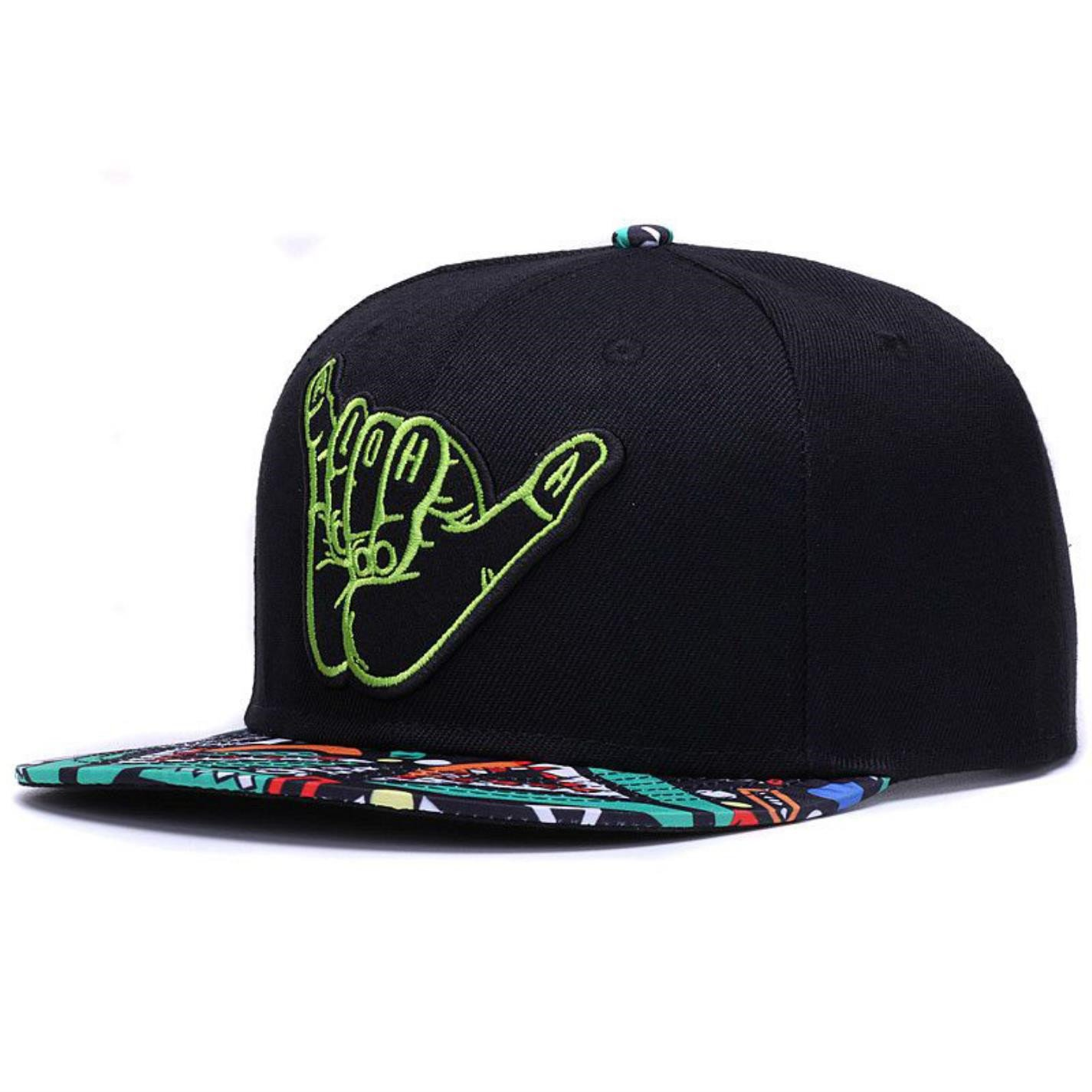 RWoRaP Embroidery Retro Baseball Men Women Bone Black Sports Hip Hop Cap Hat  at Amazon Women s Clothing store  0098ac26881
