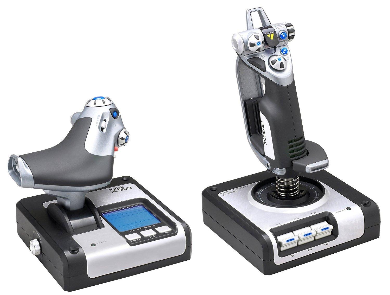 格安新品  Saitek [並行輸入品] PS28 X52 Flight Control System X52 [並行輸入品] B01LXD9G4S B01LXD9G4S, PLEINE:7c0393f1 --- arbimovel.dominiotemporario.com
