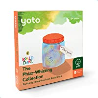 Yoto 'The Phizz-Whizzing Collection' by Roald Dahl Card Pack for Yoto Player and Yoto App – 6 Cards Including The BFG…