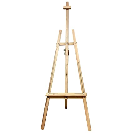 Dcdirect Adjustable Wooden Easel Painting Stand Canvas Tripod Easel Stand For Painting And Sketching