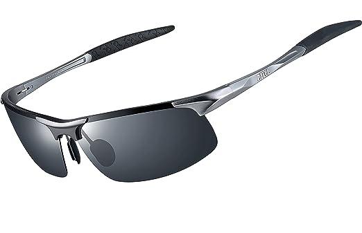 74 opinioni per ATTCL Uomo Occhiali da sole polarizzati per guidare gli uomini Al-Mg Metallo