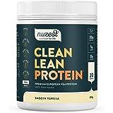 Nuzest - Proteína Premium Vegana Pura | Baja en Grasas | Proteína Vegetal de Guisante en Polvo | Sin Lácteos | Sin…