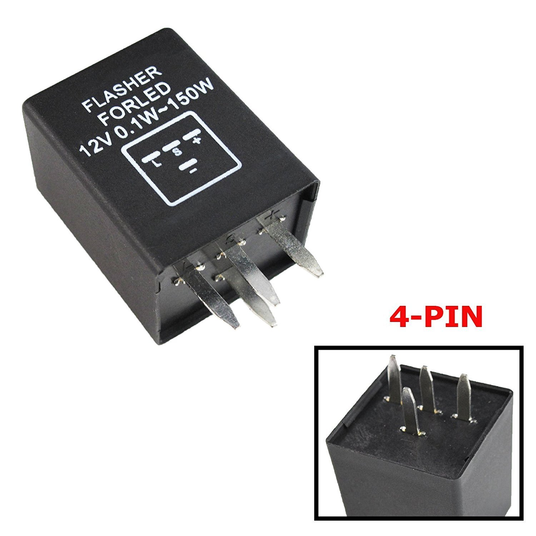 Outstanding Relay 4 Pin Backup Battery Inspiration - Wiring Standart ...