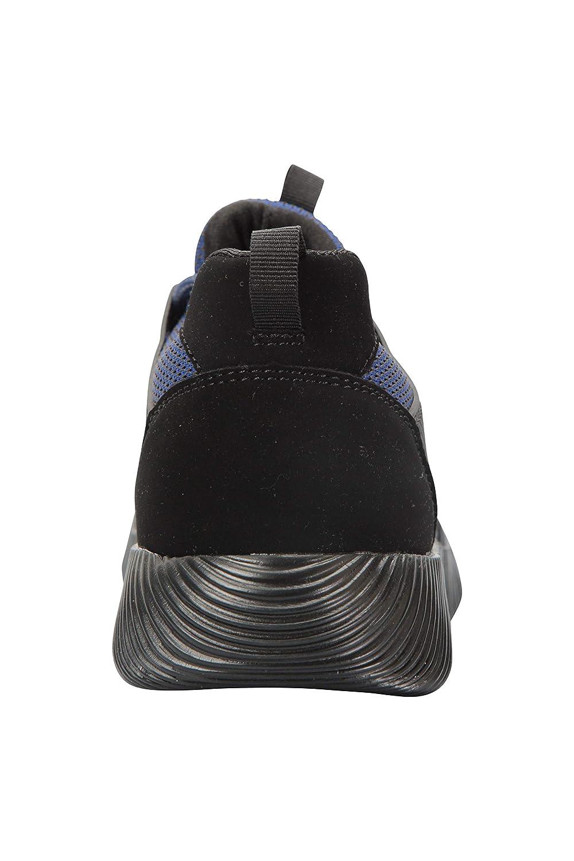 para Caminar Gimnasio y Deportes Suela de Goma Correr Transpirable y Ligero Entresuela de EVA Acampar Mountain Warehouse Calzado Activo Palos para Hombre