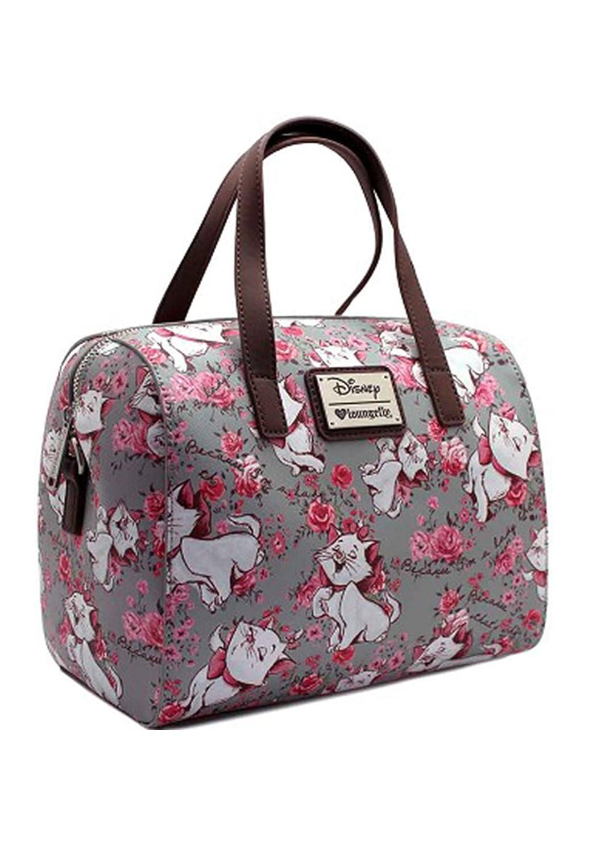 63674c9c9b8 Amazon.com  Loungefly Disney s The Aristocats Marie Barrel Handbag  Shoes