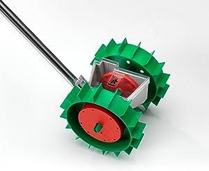 Bio Green BG-SS Super Seeder, Green/Red