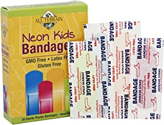 product image for All Terrain Bandage Kids Neon 20 Ct