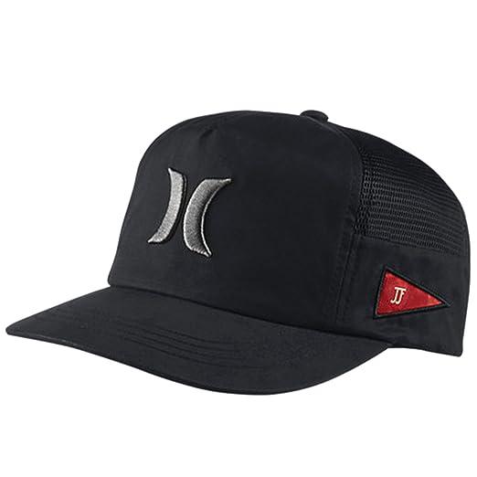c8e455b2aa7 Amazon.com  Hurley MHA0008290 Men s Jacare Trucker Adjustable Hat ...