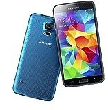 Samsung Galaxy S5 G900V 16GB Verizon / Smartphone W/ 16MP Camera, Blue (Certified Refurbished)