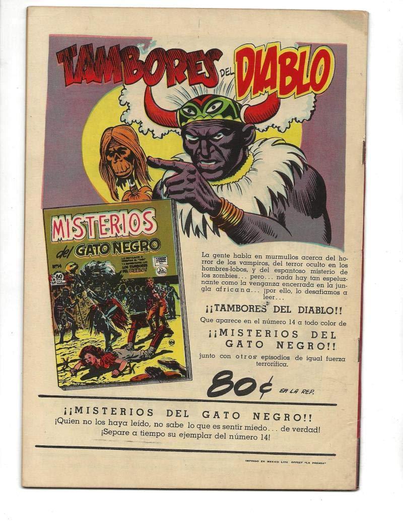 Amazon.com: Comicos De La Paramount #17 1954 Spanish Casper Scarecrow Cover: Entertainment Collectibles