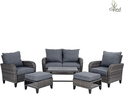 Grand patio Patio Conversation Set