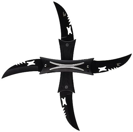 Amazon.com: Master Cutlery VL-04B cuchillo plegable de ...