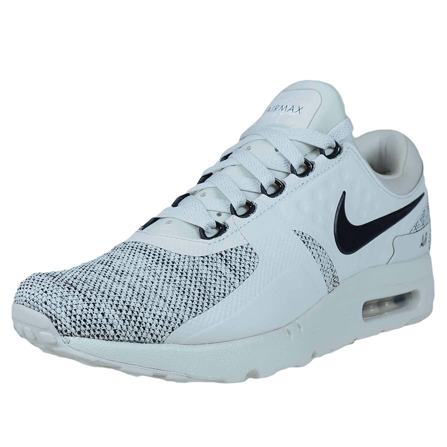 official photos 38e6b 6a06f Nike Men s Air Max Zero SE Light Bone 918232-003 (Size  13) Grey  Buy  Online at Low Prices in India - Amazon.in