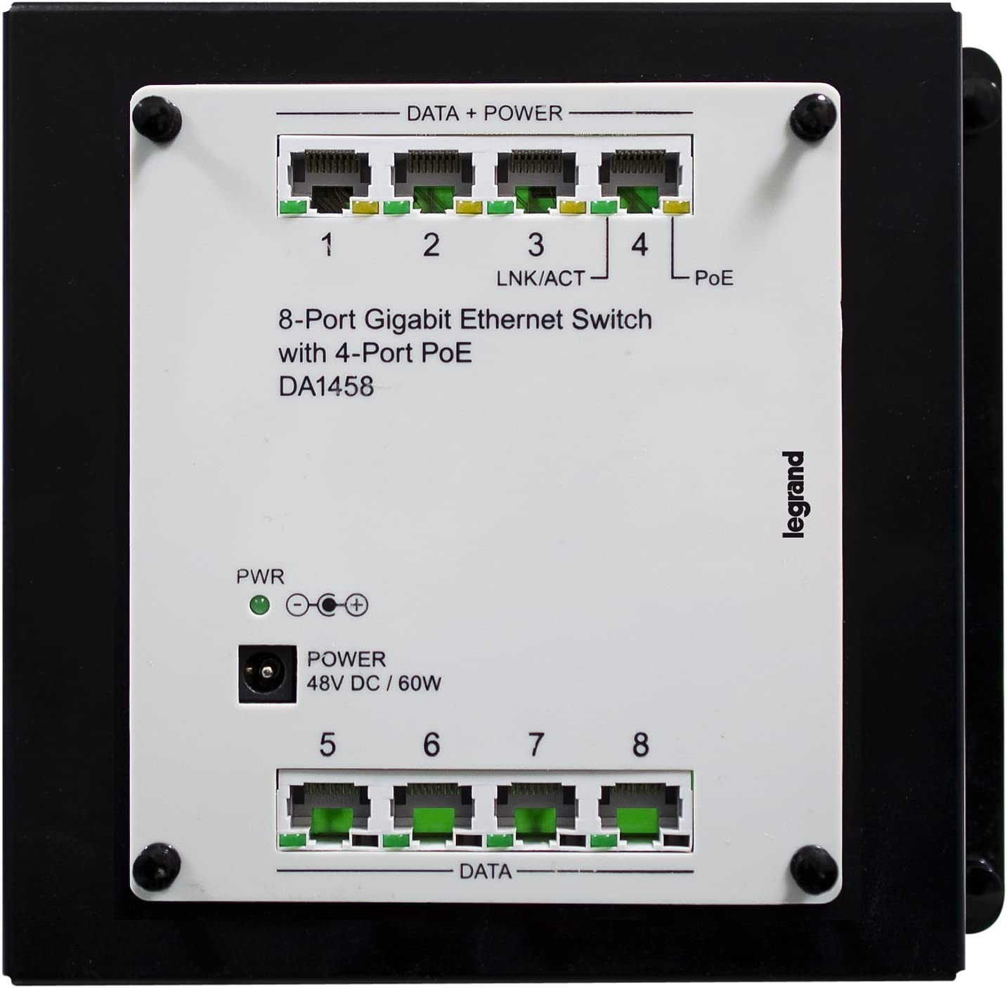 On-Q AC1025 Power over Ethernet Mounting Plate Legrand